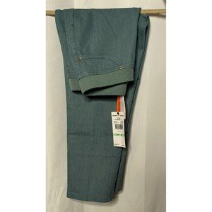 Hearts of Palm Ankle Length Denim Pants